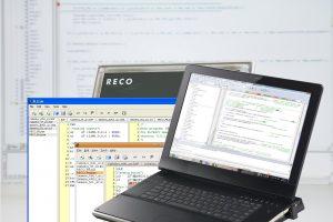 Software für RECOMATIC-Produkte und PC-Programme auf Windows-Basis.